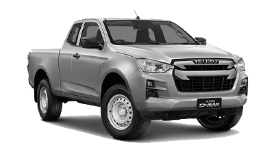 D-MAX SX SPACE CAB HIGH RIDE