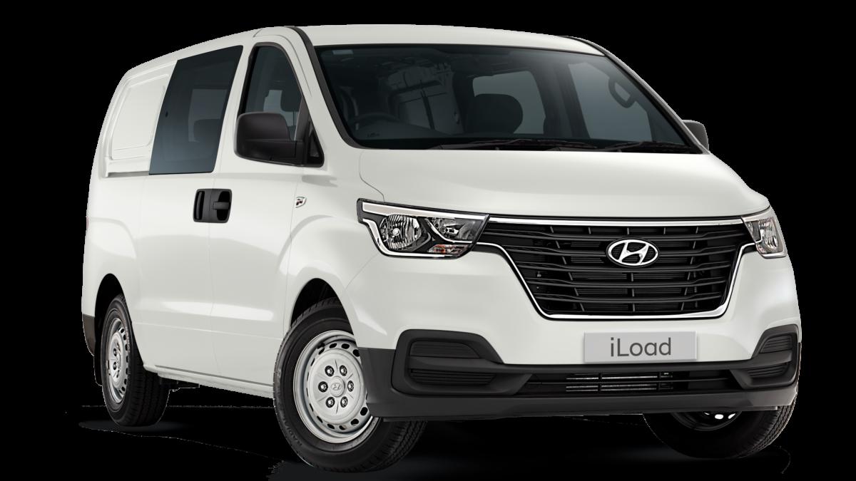 iLoad Van (3 Seat T/Swing)