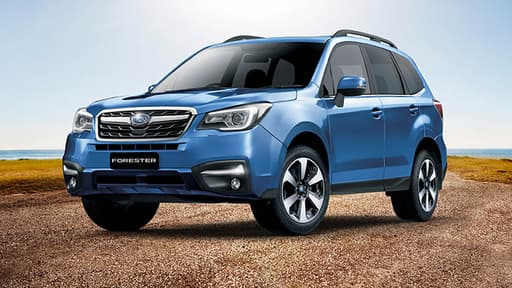 2018 Subaru Forester 2.5i-L Luxury Edition (NATIONAL)