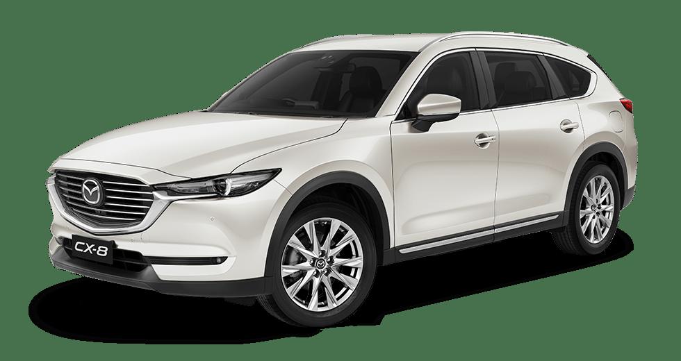 2018 Mazda CX-8 Asaki AWD