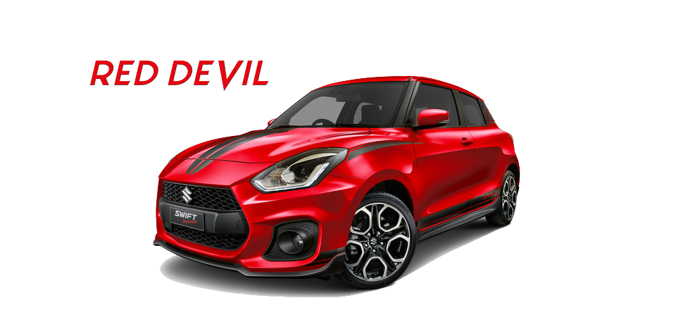 Swift Sport - Red Devil