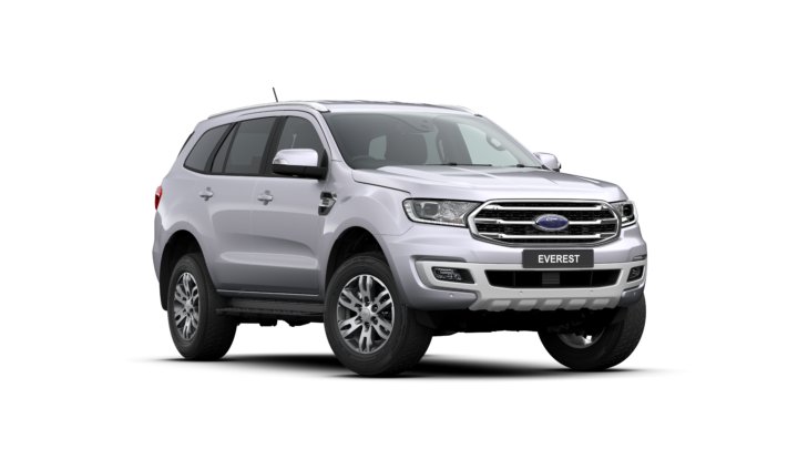 Everest Trend 4WD 2 0L Bi-Turbo Diesel