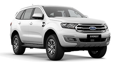 Everest Trend RWD 2.0L Bi-Turbo Diesel