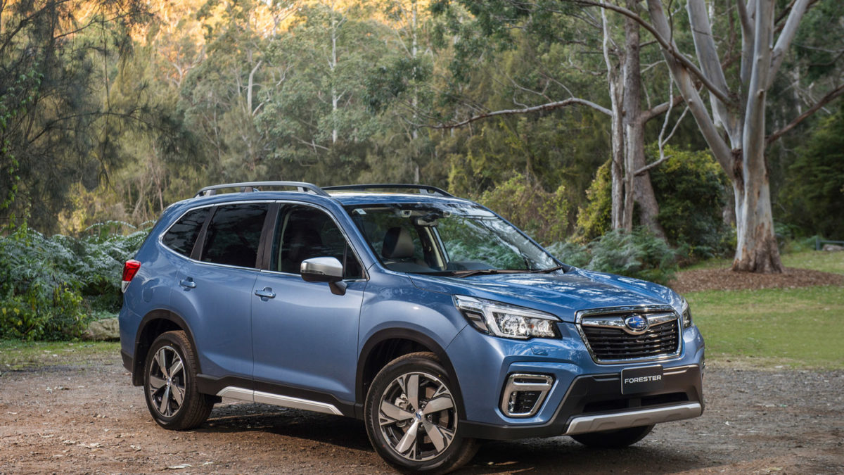 Forester - Subaru - Bill Buckle Subaru