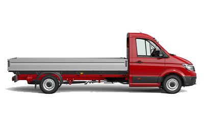 Crafter Cab Chassis LWB