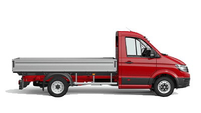 Crafter Cab Chassis MWB