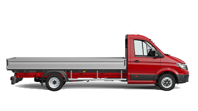 Crafter Cab Chassis XLWB