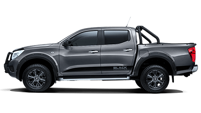 NAVARA ST 4X4 Black Edition