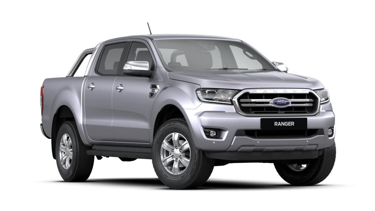 Ranger 4x4 XLT Double Cab Pick-up 3.2L MY20.25