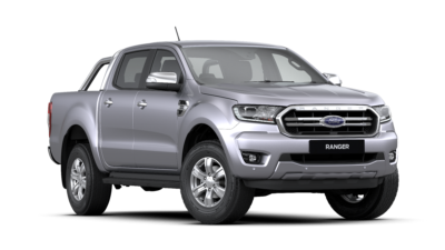 Ranger 4x4 XLT Double Cab Pick-up 2 0L