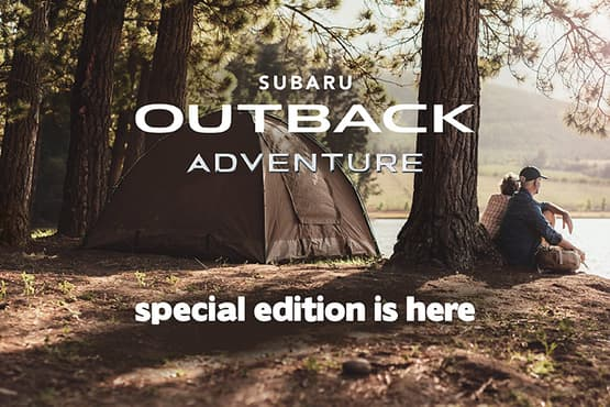 Subaru Outback Adventure