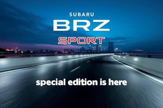 Subaru BRZ Sport