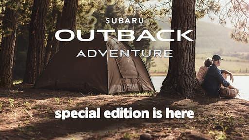Outback 2.5i Premium AWD Adventure¹