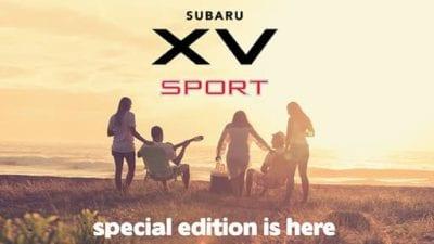 XV 2.0i-S AWD Sport¹
