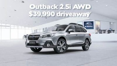 Outback Driveaway
