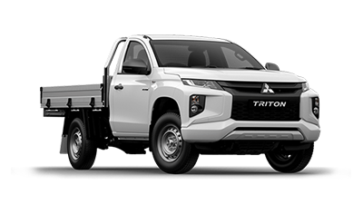 Triton Single Cab