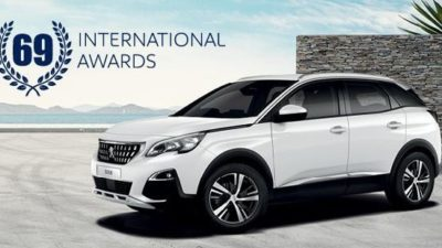 MORE REASONS FOR THE PEUGEOT 3008 SUV