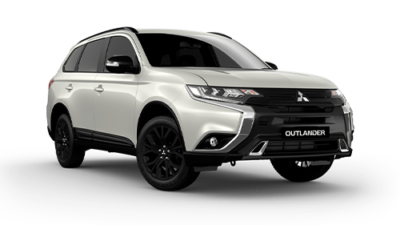 Outlander AWD Petrol Black Edition