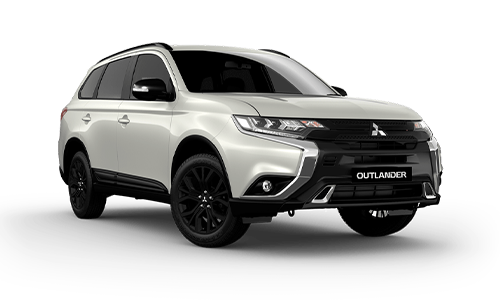 20MY OUTLANDER BLACK EDITION - 7 SEATS