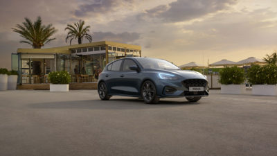 All New Ford Focus - Ford - Kinghorn Ford