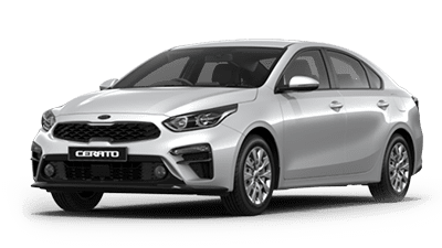 Cerato Sedan S with Safety Pack