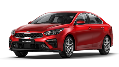 Cerato Sedan Sport+ with Safety Pack