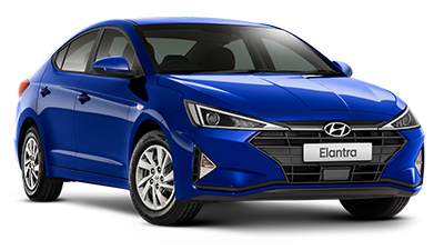 Elantra Go with SmartSense