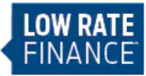 LOW RATE FINANCE