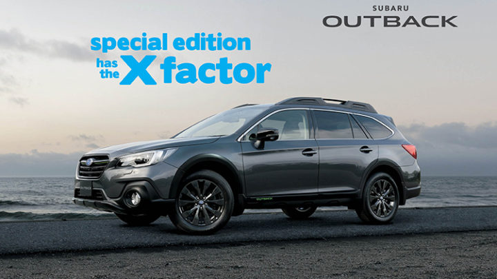 Outback 2.5i-X Special Edition