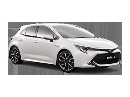 Corolla Hatch ZR Hybrid