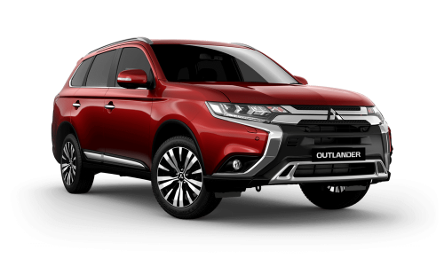 OUTLANDER Exceed - 7 SEATS