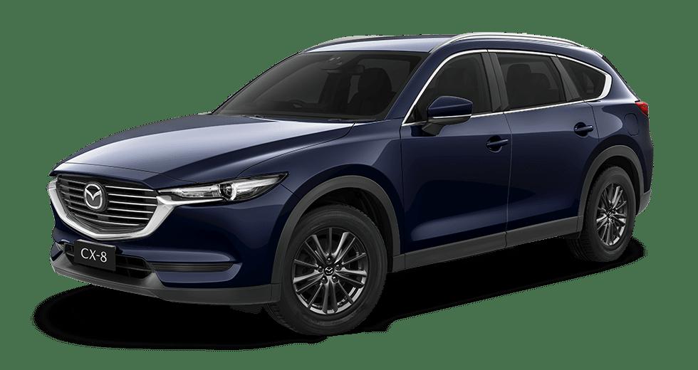Mazda CX-8 FWD Sport