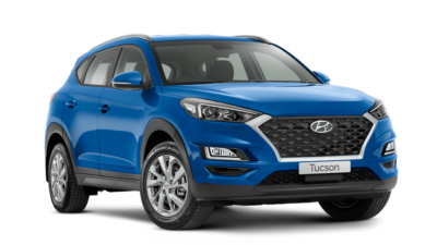 Tucson Active 2.0L 6-Speed 2WD