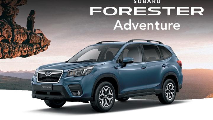 Subaru Forester 2.5i AWD Adventure