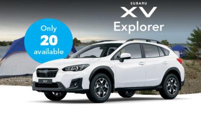 Subaru XV 2.0i AWD Explorer
