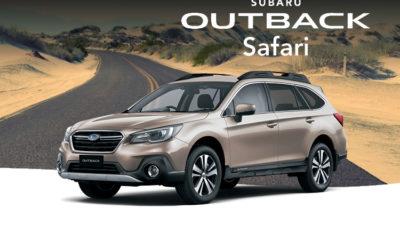 Subaru Outback 2.5i AWD Safari