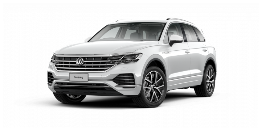 Touareg Launch Edition