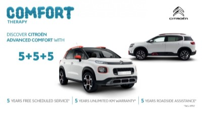 CITROEN COMFORT THERAPY 5+5+5