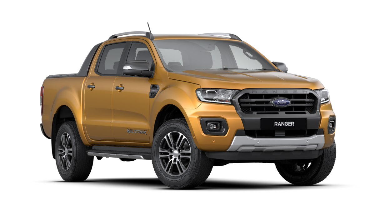 Ranger 4x4 Wildtrak Double Cab Pick-up 3 2L