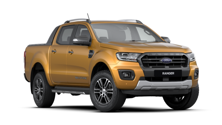 Ranger 4x4 Wildtrak X Double Cab Pick-up 3.2L