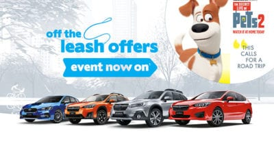 Off the Leash Offers Event