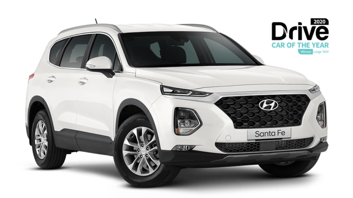 Santa Fe Active Petrol 8-Speed Automatic 2WD