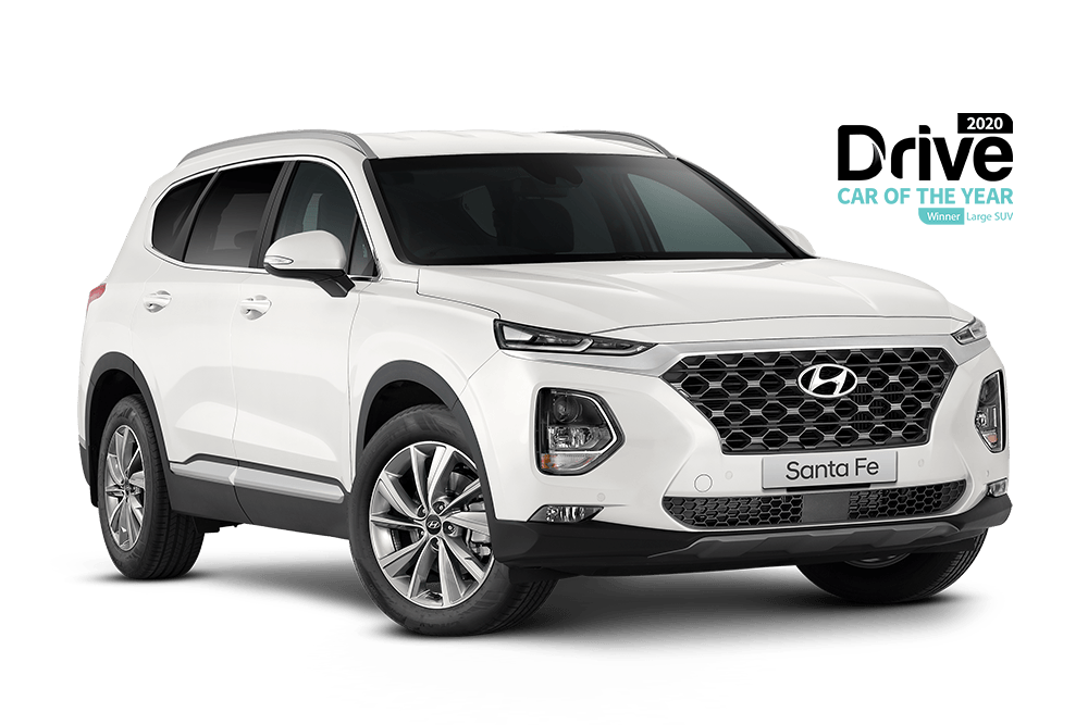 Santa Fe Elite Petrol 8-Speed Automatic 2WD