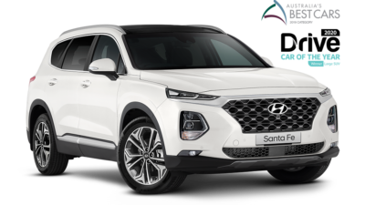 Santa Fe Highlander Petrol 8-Speed Automatic 2WD