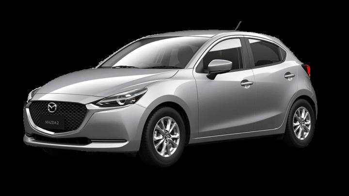 Mazda 2 Hatch G15 Pure
