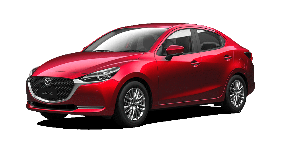 Mazda 2 Sedan G15 GT