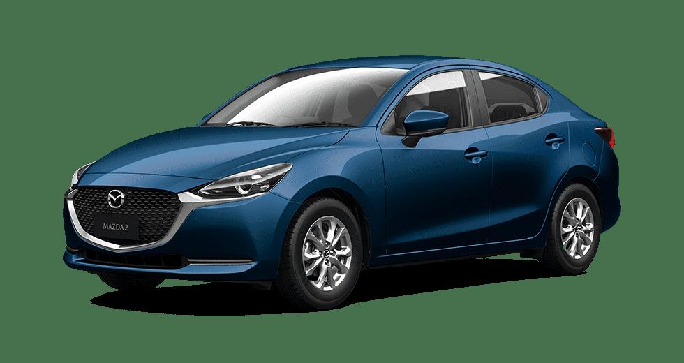 Mazda 2 Sedan G15 Pure