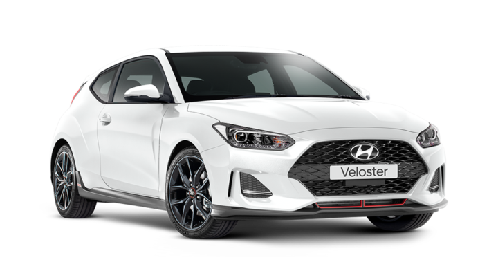 Veloster Turbo 1 6L 6-Speed 2WD