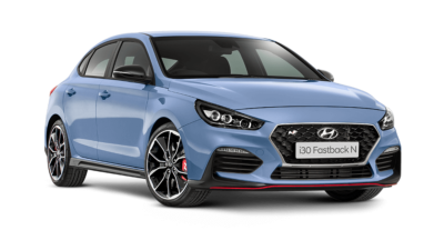 i30 Fastback N with Luxury Pack
