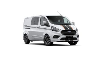 Transit Custom Sport 320L Double Cab in Van